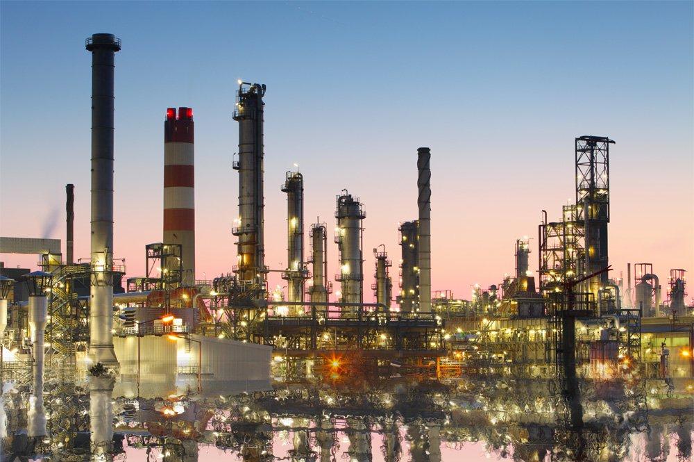 Petroquímico, químico y farmacéutico