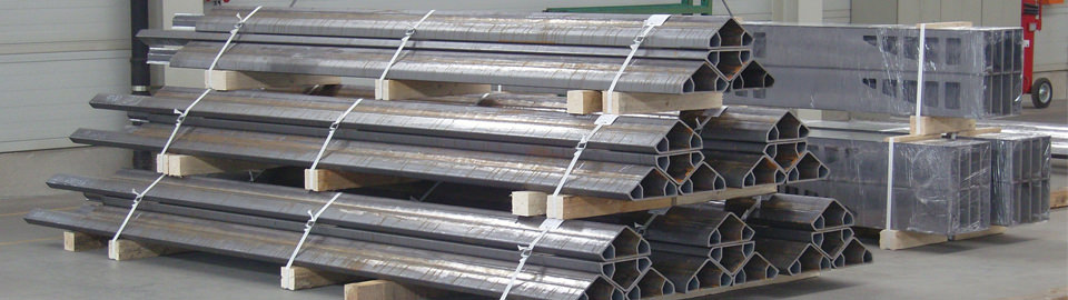 Special Laser Welded Profiles Carbon Steel