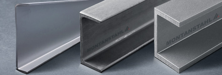Different production methods for stainless steel channels and angle bars