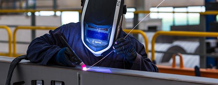Tig Mig GMAW welding