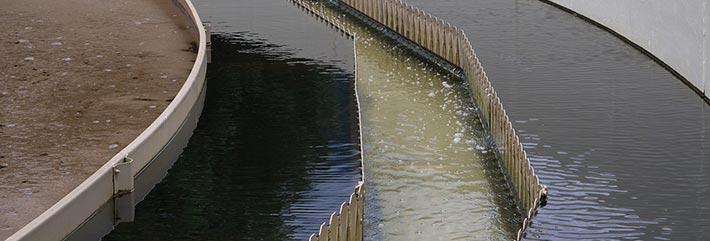 Abwasser-Filtrierung