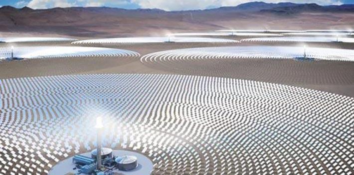 Solarkraftwerk-Australien