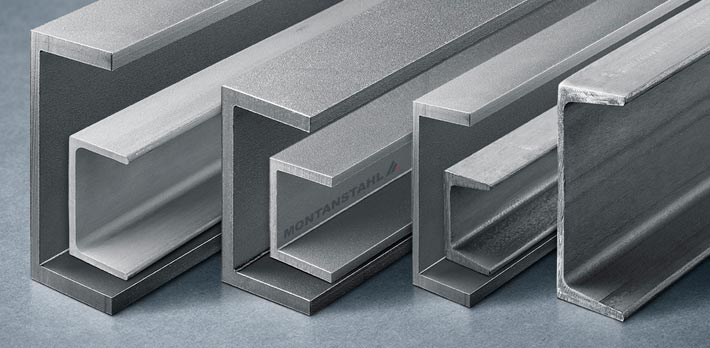 stainless steel channels come in different shapes