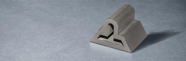 3D laser printing enables flexible designs