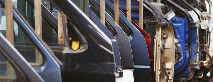 Duplex-Automobil-lackierung