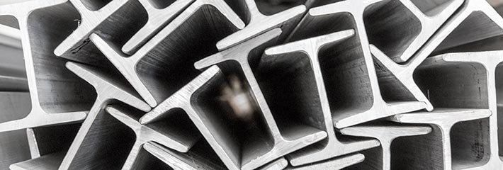 stainless steel structural sections produced with hot steel extrusion