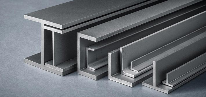 stainless steel structural sections can be used flexibly