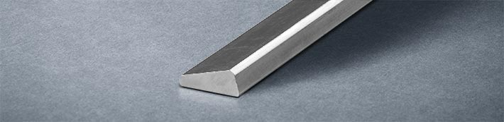 drop shaped stainless steel profile