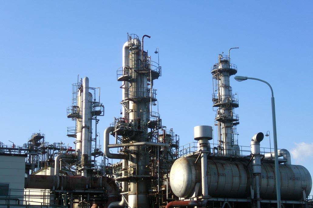 Duplex-Filter-Chemieanlagen