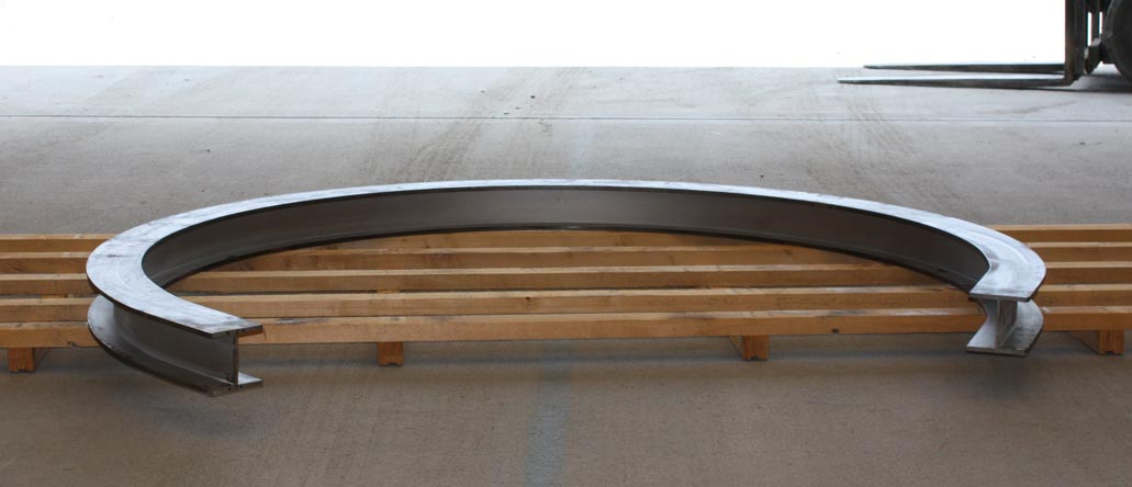 HEB160-Beam-Stainless-bent
