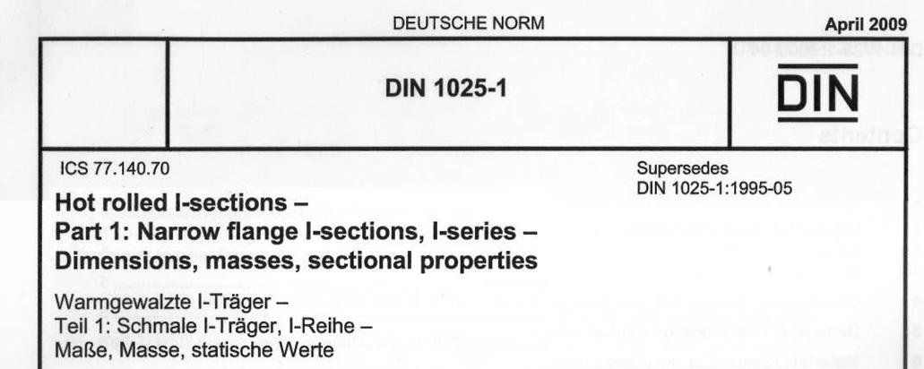 DIN-1025-1